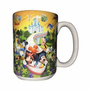 Disney World Resort Grandpa Coffee Mug